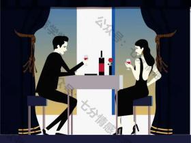 女生同意吃饭有何暗示?和女生单独吃饭算约会吗
