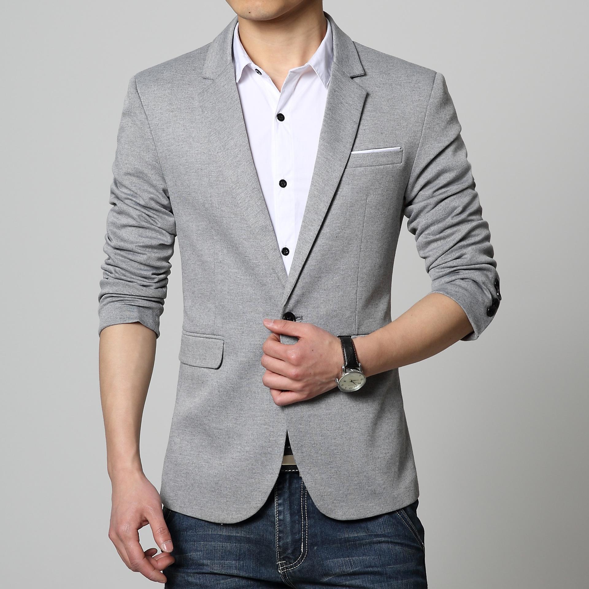 女生最喜欢的男士穿衣搭配风格